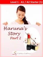 Haruna's Story Part 2