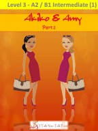 Akiko and Amy Part 1 – Friends
