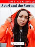 Saori and the Storm
