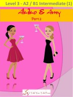 Akiko and Amy Part 2 – Family