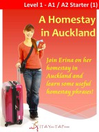 A Homestay in Auckland