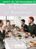Birthdays to Remember